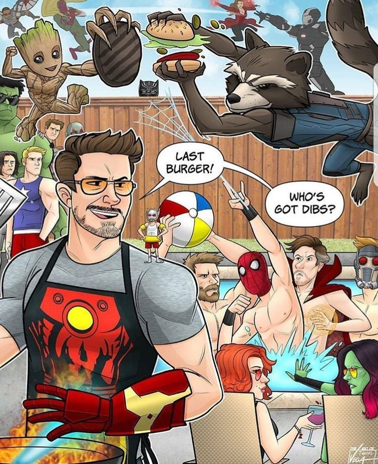 This is great.. literally what my family reunion looks like. Utter chaos. xD