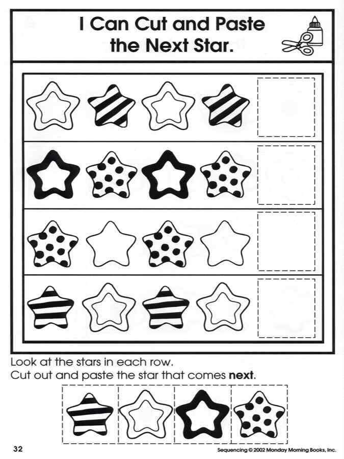 228 besten cut and paste worksheets Bilder auf Pinterest ...