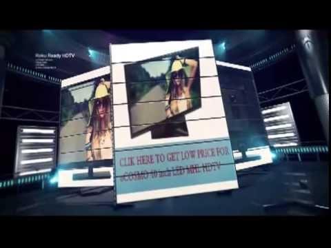oCOSMO 40-inch 1080p 60Hz LED MHL & Roku Ready HDTV Reviews