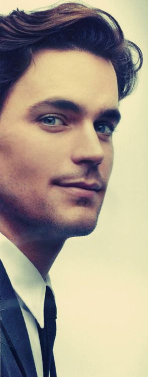 Matt Bomer- never get tired of looking at this face...