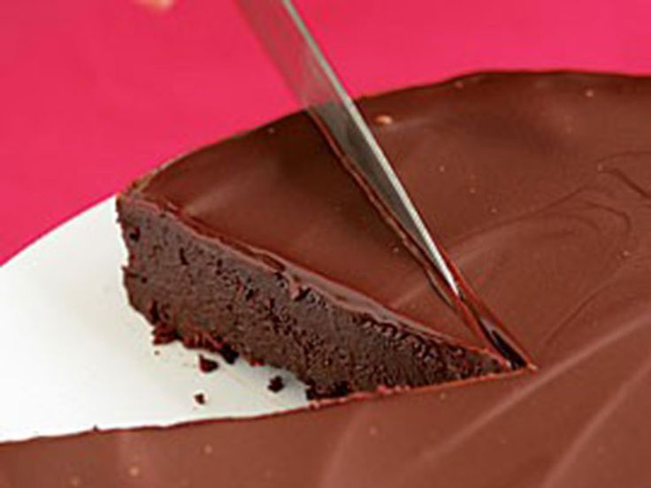 Κέικ σοκολάτας χωρίς αλεύρι - Marymary Cook