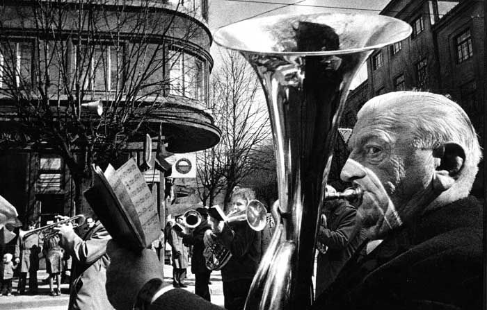 Александрас Мацияускас, уличная фотография