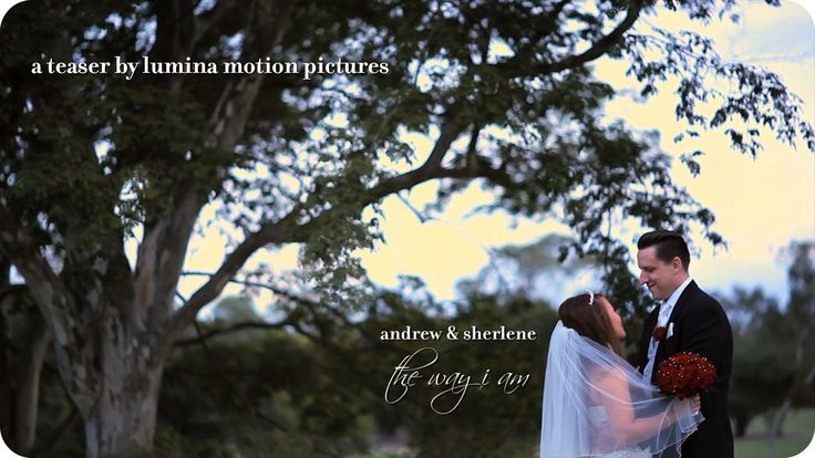 Andrew & Sherlene | The way I am A Brisbane wedding film, a beautiful joining of two people, two families, two cultures.