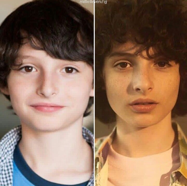 Finn Wolfhard // Mike Wheeler