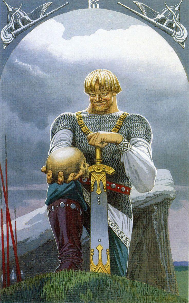 был картинки о славянах васильев художник существо самое
