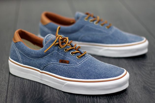 #Vans Era Denim – Fall 2013