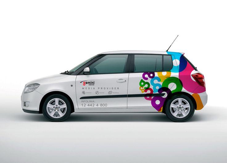 GEMINI car graphic design by Gigione.deviantart.com