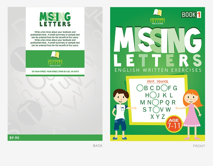 Missing Letters Book 2