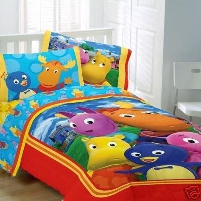 Backyardigans Twin Bedding Set