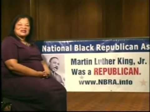 Reverend Martin Luther King, Jr. was a Republican, affirmed by his niece, Dr. Alveda C. King.