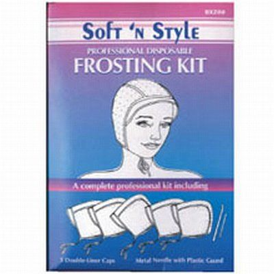Soft 'N Style Double Lined Frosting Kit 5   1 Needle (Pack of 3) * For more information, visit image link.