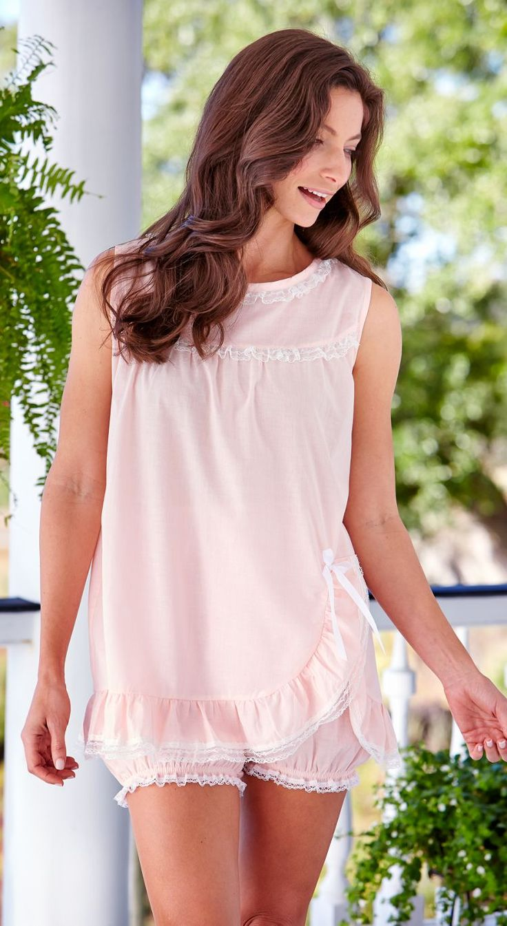 48 Best B Mc Nh Xun H Images On Pinterest Pjs Night Suit Lingerie Babydoll Teddy Baju Tidur Sexy 087 Shop Our Baby Doll Pajamas For Stylish Comfort Perfect Summer Nights This Lightweight Womens Seersucker Includes Bloomer Style Shorts