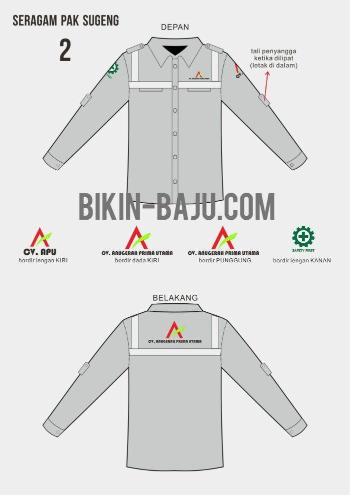 Desain Baju Kerja Lapangan Ini Akan Membuat Anda Tetap Keren Dalam Bekerja Desain Pria Kerja