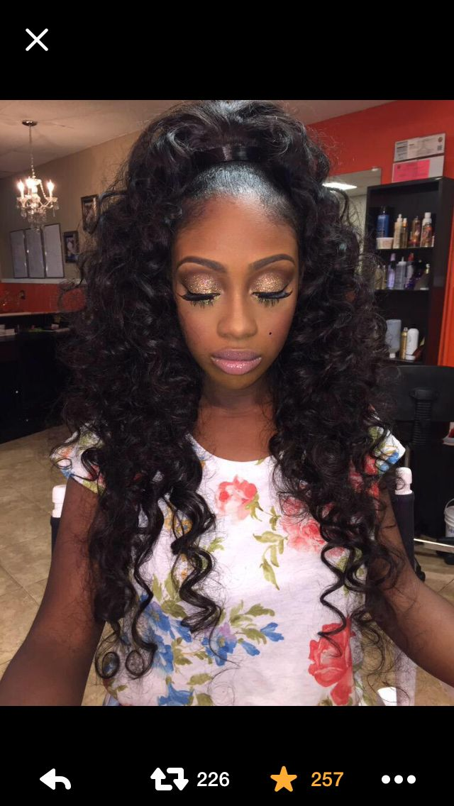 Coming To America Prom Pinterest Hair Hair Styles And Ponytail
