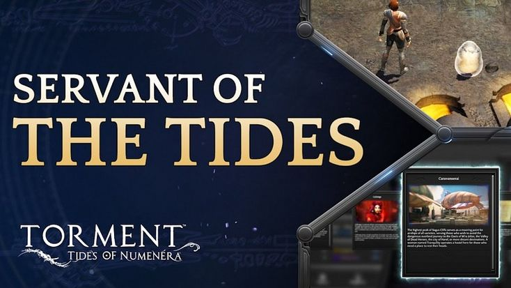 Torment: Tides of Numenera is updated free content Linux Mac PC PS4 Torment: Tides of Numenera Xbox One