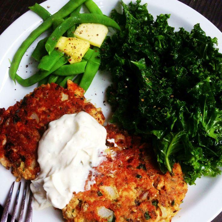 Salmon Cakes: 1000+ Ideas About Healthy Salmon Cakes On Pinterest