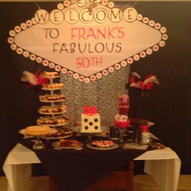 13 Best 50th Birthday Party Games Images On Pinterest