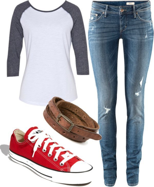 Casual Outfit - sneakers