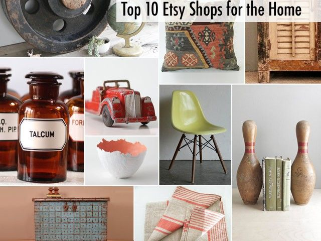 Best Etsy Shops For Home Decor