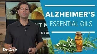 Essential Oils for Alzheimer's Symptoms (Dementia and Memory Loss Too!)