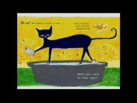 Pete the Cat - book and song
