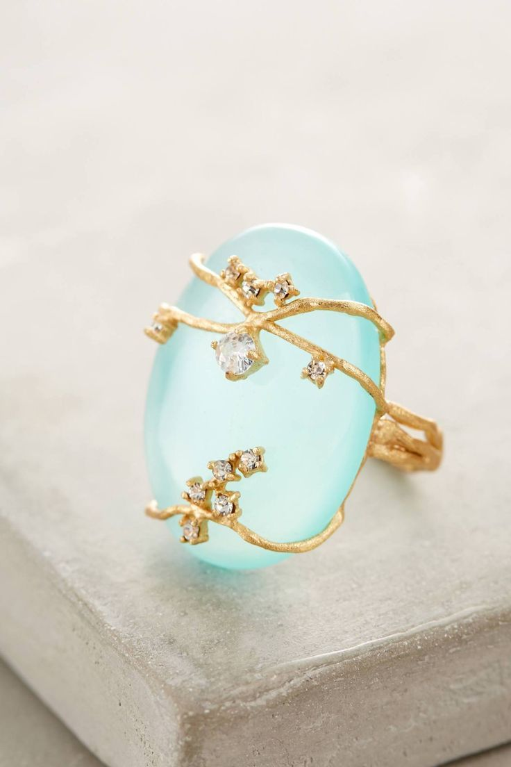 Anthropologie's New Arrivals: Indulgems Jewelry Collection - Topista