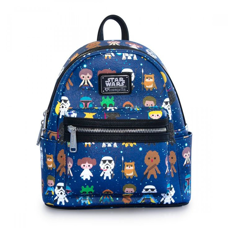 Loungefly x Star Wars Baby Character Mini Backpack - Backpacks - Star Wars - Brands