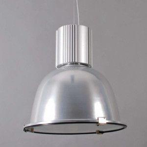 Hanglamp Industrie aluminium - Lampenlicht.nl