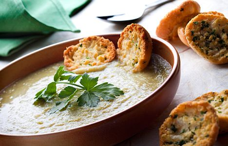 Cullen Skink is the famous Scottish fish soup made with smoked haddock. Scotland produces delicious fish and this famous, ver