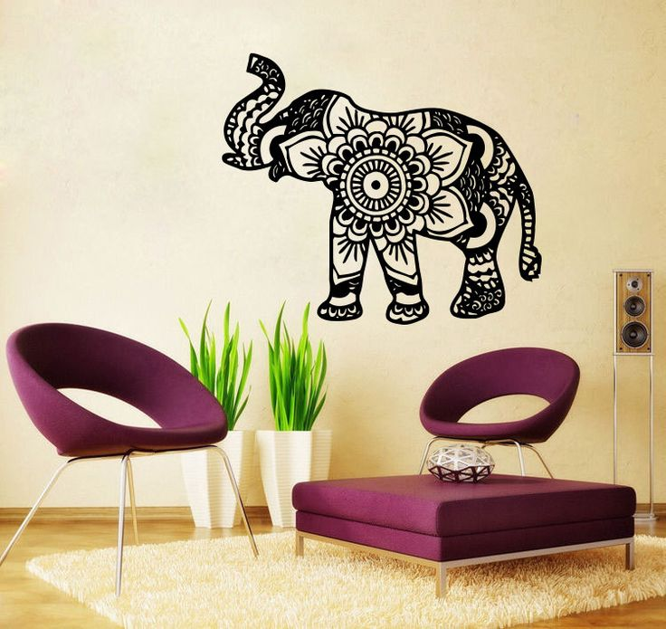 1000 ideas about elephant wall decal on pinterest