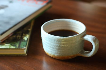 コーヒーカップ/金城有美子