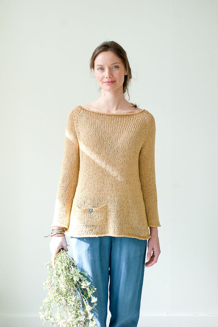 94 best sweater knitting patterns images on pinterest sweater daicey pattern by melissa labarre for quince and co sweater knitting bankloansurffo Choice Image