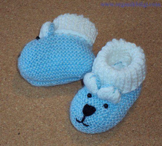 quincyburns: Örgü Bebek Patikleri Haberi
