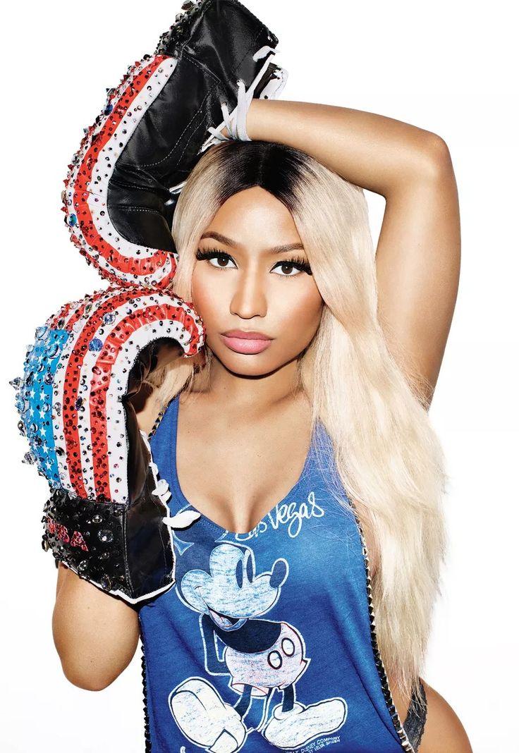 Nicki Minaj Is Our April Cover Star