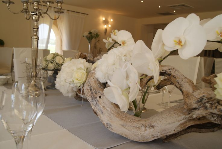 mariage nature bois flott orchid es mariage