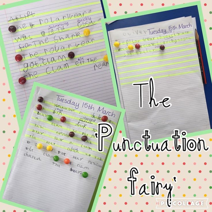 Today my 1/2 students had a visit from none other than the 'punctuation fairy'... Who is this fairy you may ask? Well she brings magical skittles and makes a time with teachers to pop in and check students punctuation in their writing. For every correct capital letter and full stop, the 'Punctuation Fairy' leaves a skittle on top. Therefore the more writing the more skittles and the use of correct punctuation more skittles... Everyone is a winner!! Students left their writing books on their…