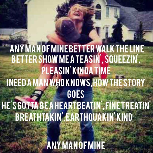 Any man of mine - Shania Twain