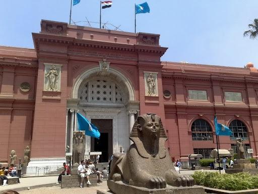 Ägyptisches Museum - Museu Egípcio