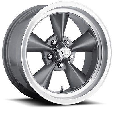 """4-new Us Mags U102 Standard 15x8 5x114.3/5x4.5"""" +1mm Gunmetal Wheels Rims #car #truck #parts #wheels, #tires #wheel #lugs #u10215806545"""
