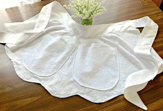 Bridal Apron for Dollar Money Dance by Draw That Pig https://www.etsy.com/listing/190510514/bridal-apron-dollar-money-dance-lace?ref=shop_home_active_1