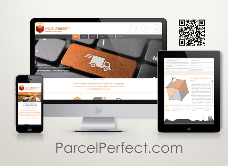 Take a look at Parcel Perfect's new website we designed. Slick and fast. http://www.ParcelPerfect.com   #webdesign #mobile #responsive #courier