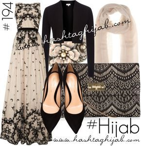 Hashtag Hijab Outfit (Occassion)