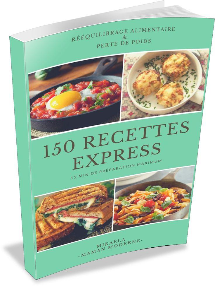 Les recettes pour maigrir sans régime 150 recettes saines