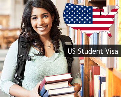 Study in Abroad... USA is the most leading destination for Indian Students... Hurry up, Know the process obtain #USStudentVisa...