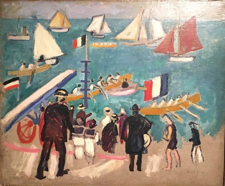 Raoul Dufy, Regattas