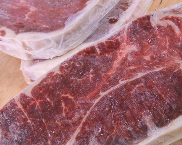How to Thaw and Cook Frozen Steaks