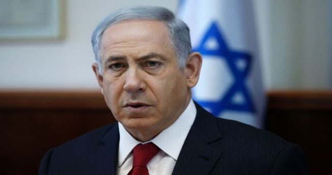"""Israeli Prime Minister Benjamin Netanyahu slammed the United States State Secretary John Kerry's Middle East policy speech, denouncing Kerry as """"obsessed"""" and """"biased."""""""