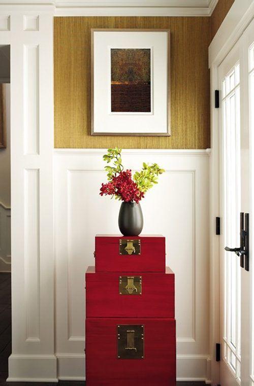recibidor foto idea decoracin del recibidor con un mueble original