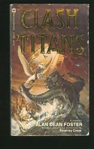 Clash of the Titans by Alan Dean Foster, #mythology #books http://www.amazon.com/dp/0446966754/ref=cm_sw_r_pi_dp_YWBMqb06DN87P