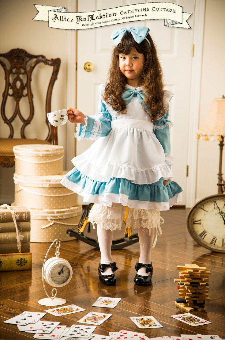 アリス キャサリンコテージ アリスコレクション ドレス